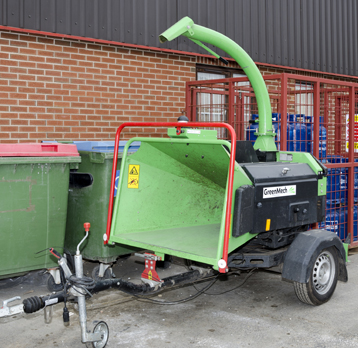 Small Plant Hire in Selby