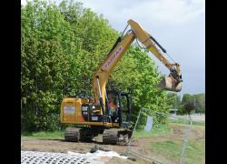 Fairfax Flood Defence Work in Grimsby