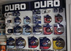 DURO Diamond Blades at Fairfax Hire Centres