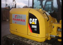 More CAT's for FARIFAX PLANT