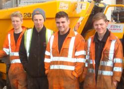 Fairfax Plant Hire Invest in the Future