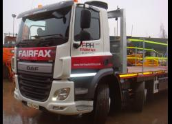 New DAF Wagon for Fairfax