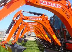 10 New Kubota Excavators